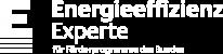 Logo Energieeffizienz-Experten weiss